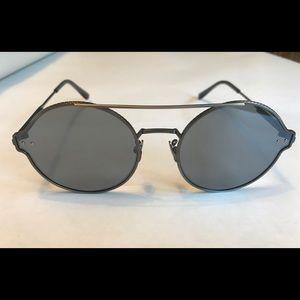 Bottega Veneta round sunglasses BV0141S